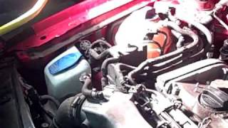 How To Replace The Thermostat Or Alternator On A VW Jetta