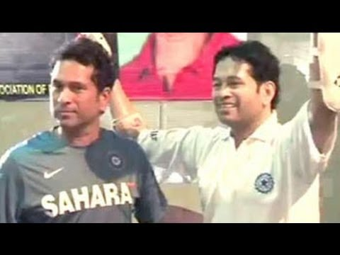 Sachin upset with frenzied celebrations at Eden