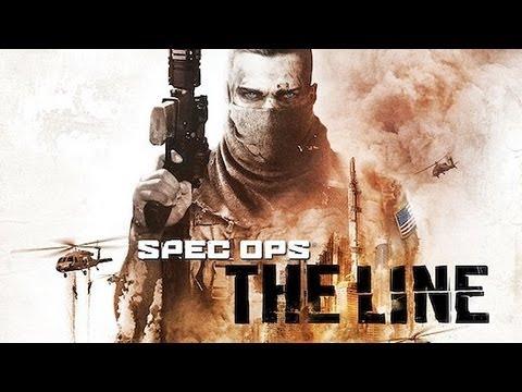 Трейлер Spec Ops: The Line