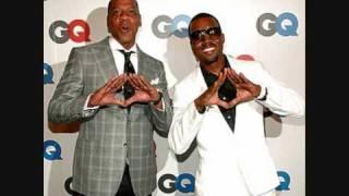 Kanye West Ft. Jay-Z Never Let Me Down [Instrumental W