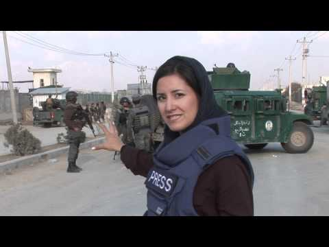 Taliban Militants attack Afghan election commission in Kabul