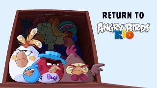 Angry Birds - Návrat do Ria