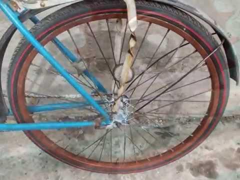 Нет тормозов на велосипеде десна