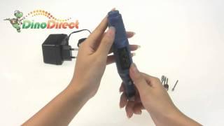 Electric Nail Manicure Pedicure Drill File Tool Pen Set