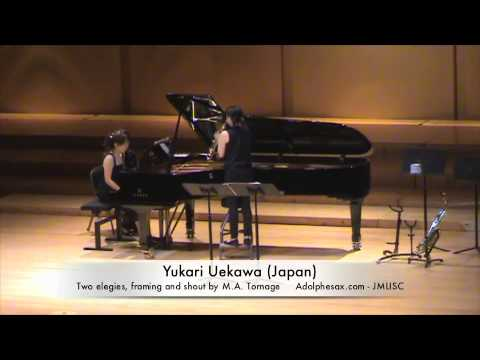 3rd JMLISC Yukari Uekawa (Japan) Two elegies, framing and shout by M.A. Tornage