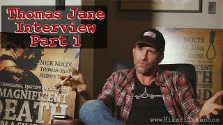 Thomas Jane Interview