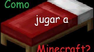 Como jugar Minecraft - Minería y Diamantes