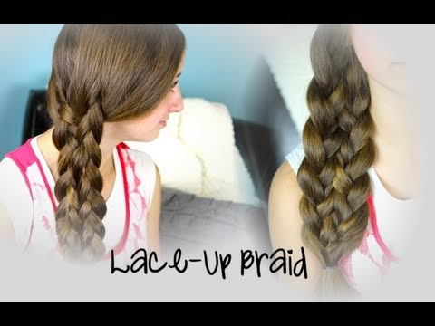 Lace-Up Braid