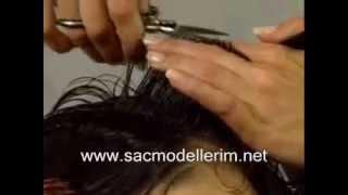 Makasla Saç Kesimi Nasıl Yapılır?