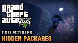 GTA 5 Hidden Packages / Briefcases Location Guide