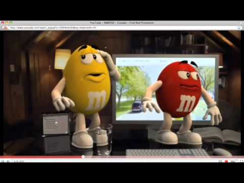 M&M's - Find Red, How far will people go for an irresistible snack? We hid the lovable red M&M throughout Toronto and created a scavenger hunt through Google Street View to fi...