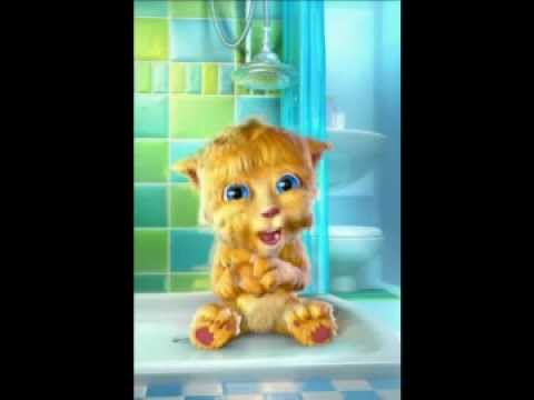 Singing Gangnam Style [PSY cover by Tom Style] - Talking Tom