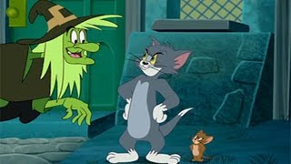 Tom And Jerry : Tom And Jerry Halloween Tom And Jerry
