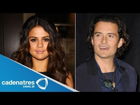 Selena Gómez y Orlando Bloom salen juntos en Los Angeles