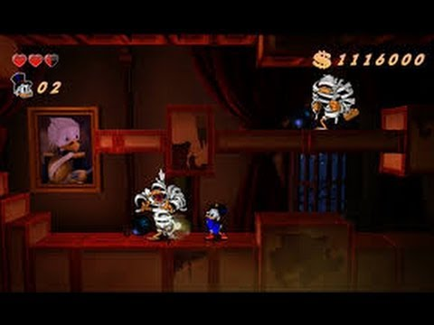 DuckTales Remastered - Amazon Side-by-Side Comparison