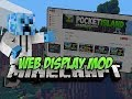 WEB DISPLAY MOD! - Minecraft Mod Spotlight
