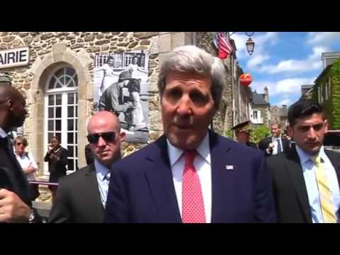 Kerry expresses confidence on Ukraine situation