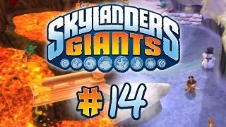 Let's Play Skylanders: Giants #14 - Feuerkessel VS. Eiskunstlauf [blind!] [FULL-HD]