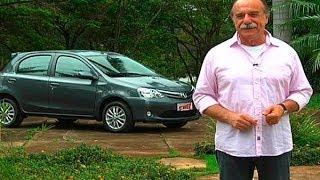 VRUM Toyota Etios [Teste]