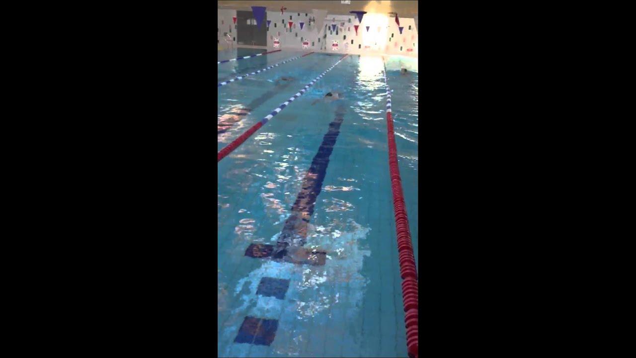 5k Swim Tadley Pool Youtube