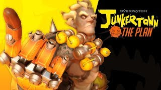 "Overwatch - Animációs rövidfilm: ""Junkertown: The Plan"""
