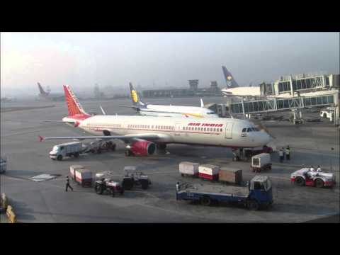 Air India Airbus A321 @ Mumbai Airport