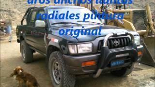 Vendo Camioneta Toyota 4x4 Doble Cabina