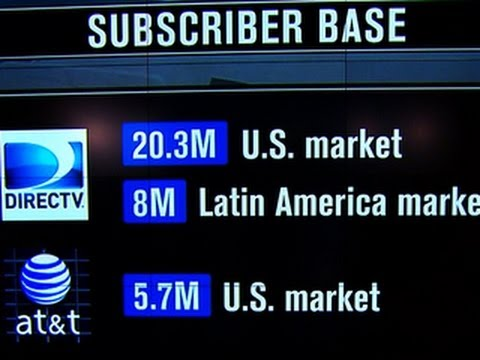 AT&T to buy DirecTV for $48.5 billion