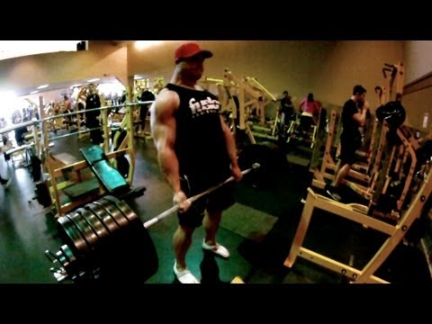 DANA BAKER VLOG SERIES EPISODE #9 • 9 WEEKS OUT FROM THE CPF AUTUMN ARMAGEDDON