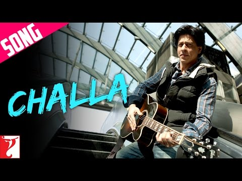 CHALLA - Full Video Song (Jab Tak Hai Jaan) - Shahrukh Khan, Katrina Kaif