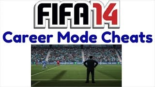 FIFA 14 Career Mode Free Players Cheat