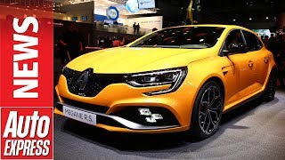 The new Renault Megane R.S. is here, and it wants its Nurburgring crown back.... Auto Express.