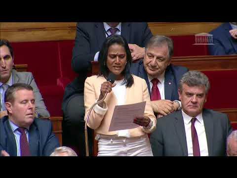 Mme Nadia Ramassamy - Situation des petites entreprises en Outre-mer