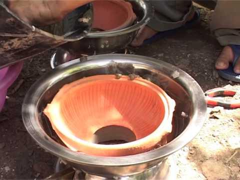 05 2013  Lợi ích sử dụng bếp than cải tiến