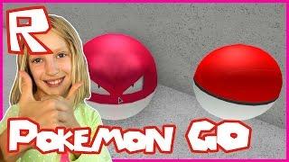 Pokemon Go / Running Away / Roblox