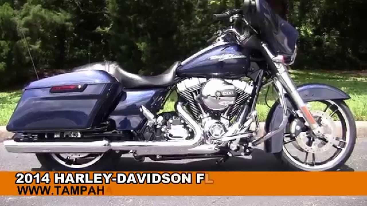 2014 Harley-Davidson Street Glide Colors