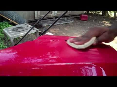 how to paint your car with rustoleum the right way youtube. Black Bedroom Furniture Sets. Home Design Ideas