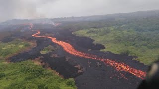 Volcano eruption puts a dent in Hawaii tourism