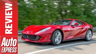 Ferrari 812 Superfast review: 789bhp tech fest is pure Ferrari magic. Auto Express.