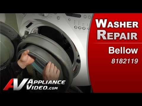Washer Tub To Pump Hose Replacement Lg Kenmore Front
