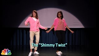 Evolution of Mom Dancing Part 2 (Jimmy Fallon & Michelle Obama)