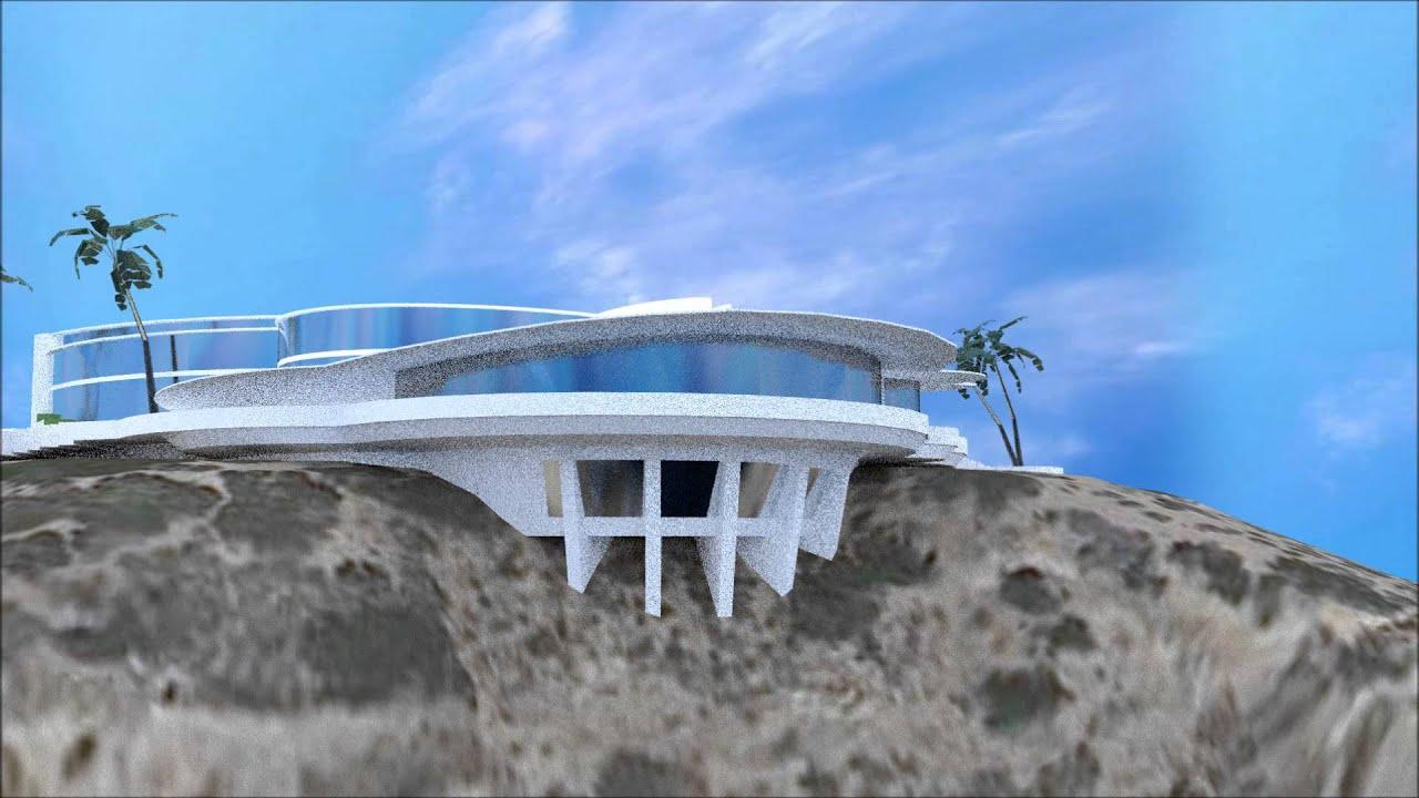 Casa De Tony Stark Youtube