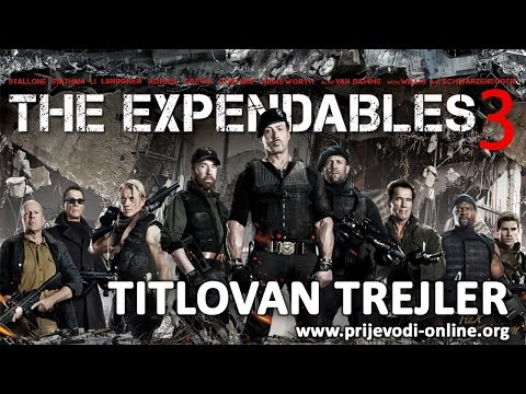 Plaćenici 3 ( The Expendables 3 )