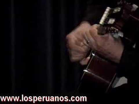 Valses Jaraneros Aurora / El Pirata por Lucho Cabrera