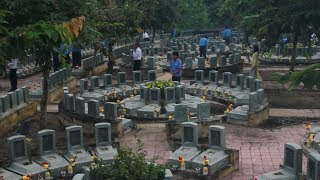 Tây Ninh: Đưa thêm 266 hài cốt liệt sĩ về với đất mẹ