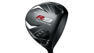Golf Club Review TaylorMade R9 SuperTri Driver