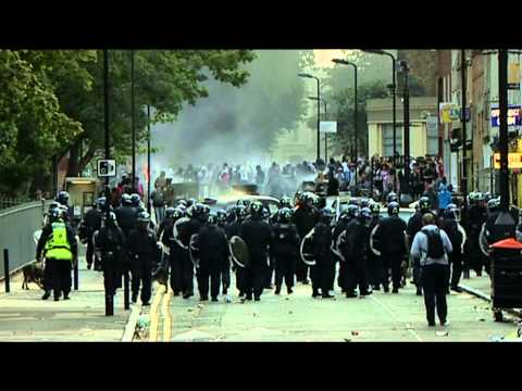 BBC: The Riots In Their Own Words - The Police