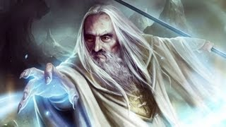 Guardians of Middle-Earth : Saruman the White DLC Trailer (HD)