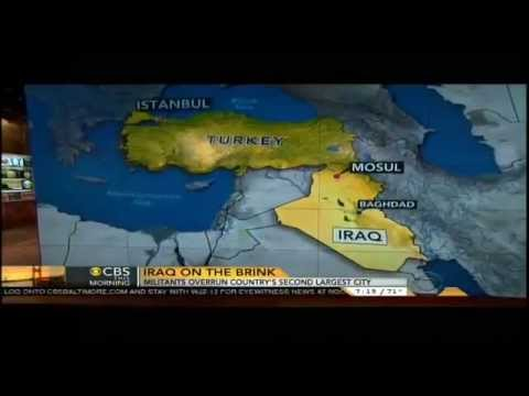 CBS: Iraq in Chaos