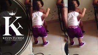 Mi Hija Y Mi Sobrino Bailando La Invite A Bailar